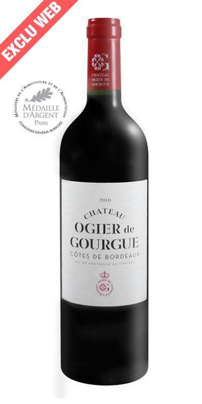 Cuvée Château de Gourgue - 2010-Château Ogier de Gourgues