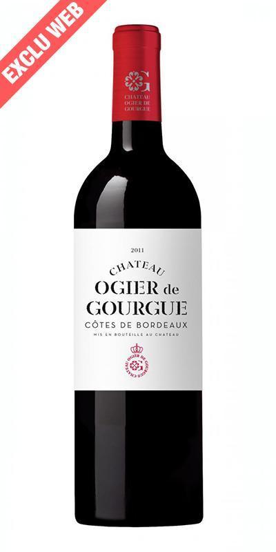 Cuvée Château de Gourgue - 2011-Château de Gourgue