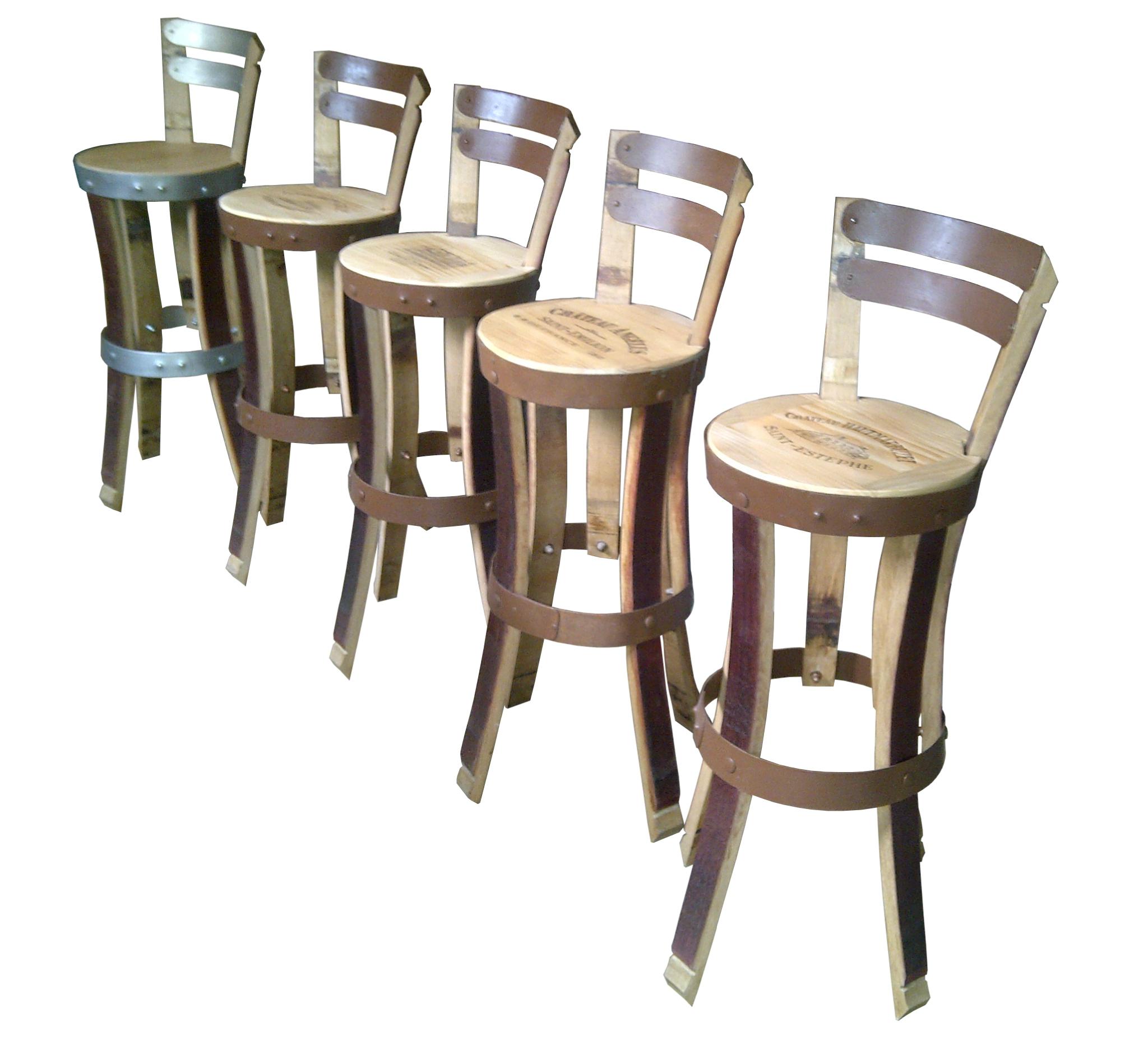 6 meubles vin pour d corer votre salon avenue des vins le blog - Table haute de salon ...