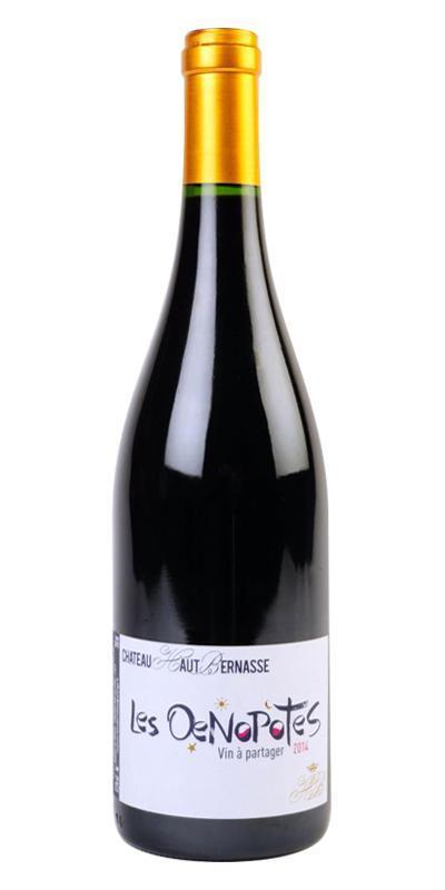 Cuvée Les Oenopotes  - 2014-Château Haut Bernasse