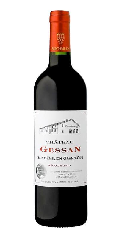 Cuvée Château Gessan - 2012-Château Gessan