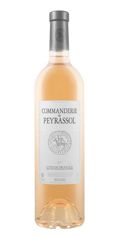 Cuvée  Peyrassol - 2015-Commanderie de Peyrassol