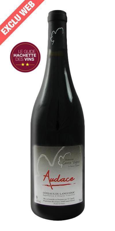 Cuvée Cuvée Audace - 2013-Domaine Cante Vigne
