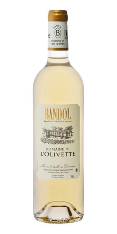 Cuvée Tradition - 2015-Domaine de l'Olivette