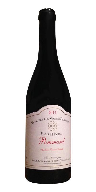 Cuvée Pommard  - 2014-Domaine Les Vignes Blanches