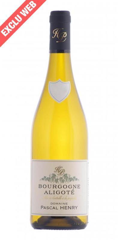 Cuvée Bourgogne Aligoté - 2014-Domaine Pascal Henry
