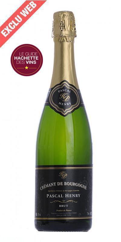 Cuvée Crémant de Bourgogne - 2014-Domaine Pascal Henry