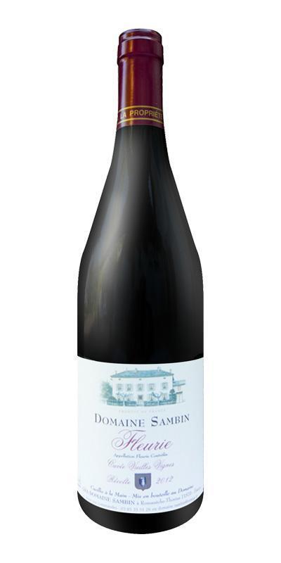 Cuvée Vieilles Vignes  - 2012-Domaine Sambin