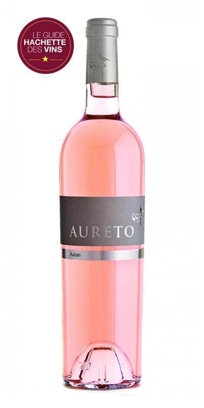 Cuvée Autant Rosé - 2015-Les Vignobles Aureto