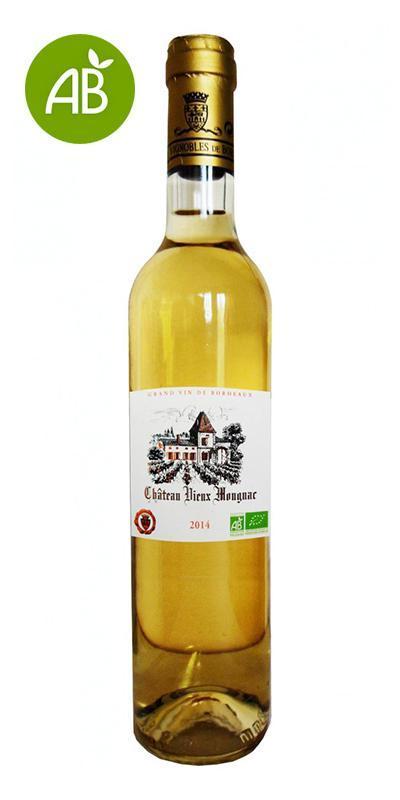 Cuvée Bordeaux Blanc  - 2014-Château Vieux Mougnac