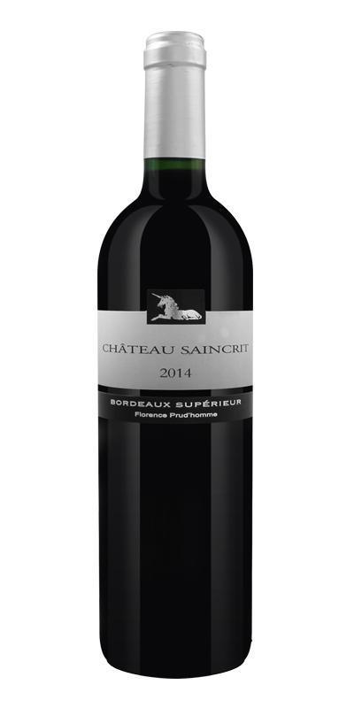 Cuvée Argent - 2014-Château Saincrit