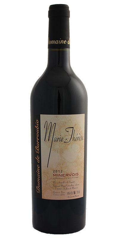 Cuvée Marie-Thérèse  - 2014-Domaine de Barroubio