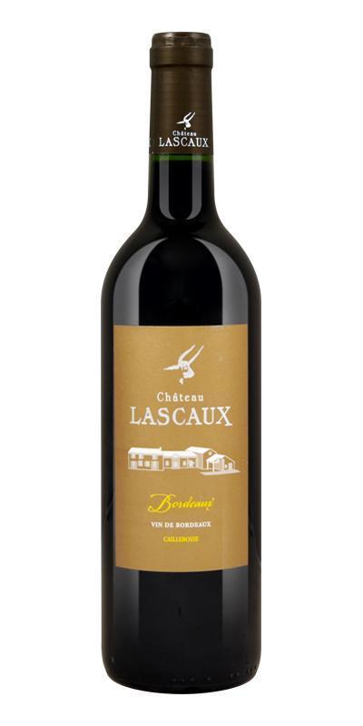Cuvée Caillebosse - 2014-Château Lascaux