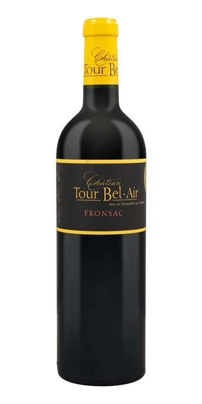 Cuvée Tour Bel Air - 2010-Château Lascaux