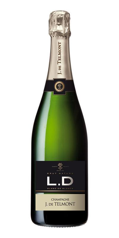 Cuvée L.D Extra-Brut - 2007-Champagne J. de Telmont