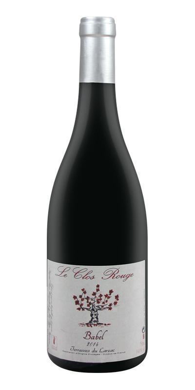 Cuvée Cuvée Babel  - 2014-Domaine Le Clos Rouge