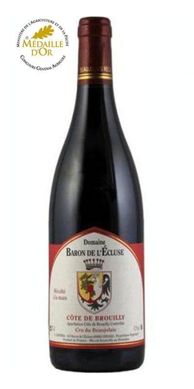 Cuvée L'Ecluse - 2011-Domaine Baron de l'Ecluse