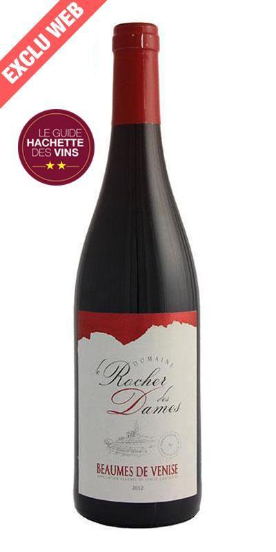 Cuvée Beaumes de Venise Rouge - 2013- Rocher des Dames