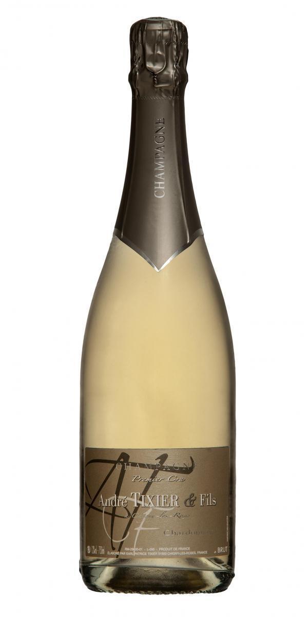 Cuvée Cuvée Chardonnay - -Champagne André Tixier
