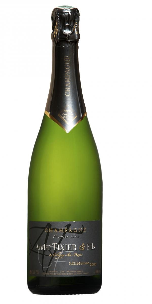 Cuvée Cuvée Millésime  - 2009-Champagne André Tixier