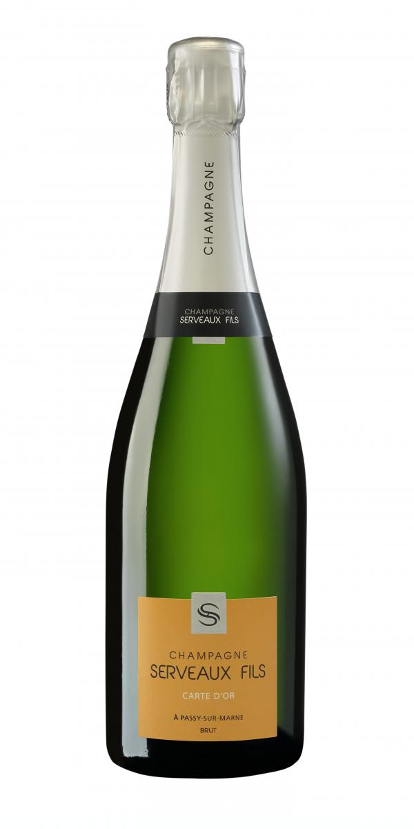 Cuvée Carte d'Or - Assemblage-Champagne Serveaux Fils