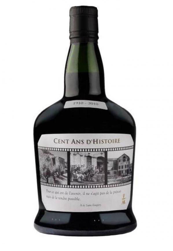 Cuvée Cuvée du Centenaire - 2010-Les Vignerons de Maury