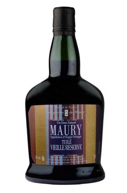 Cuvée Vieille Réserve - 2003-Les Vignerons de Maury