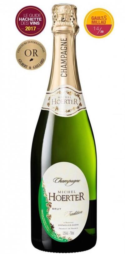 Cuvée Cuvée Brut Tradition - -Champagne Michel Hoerter