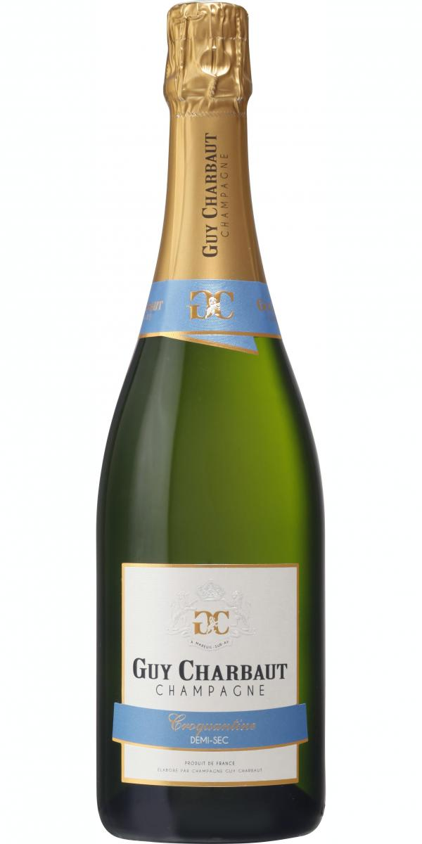 Cuvée Croquantine - Assemblage-Champagne Guy Charbaut
