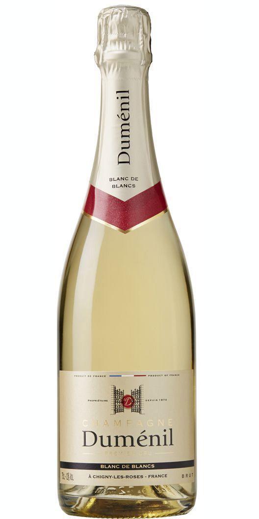 Cuvée Blanc de blancs - -Champagne Duménil