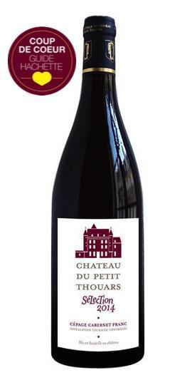 Cuvée Cuvée Sélection - 2014-Château du Petit Thouars