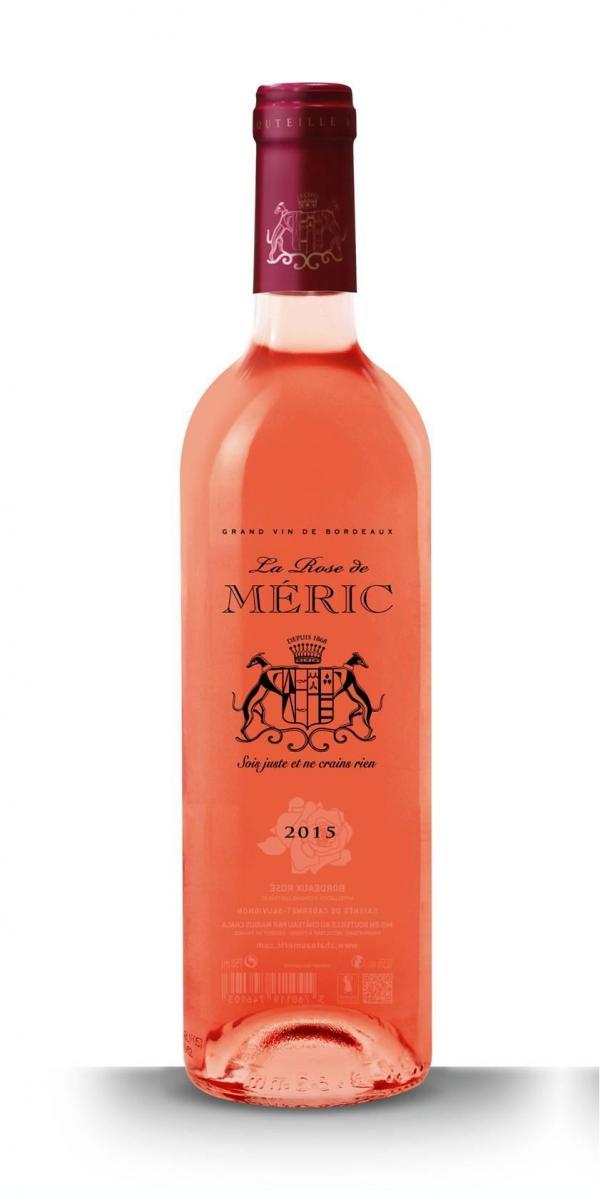 Cuvée La Rose de Méric - 2015-Château Méric