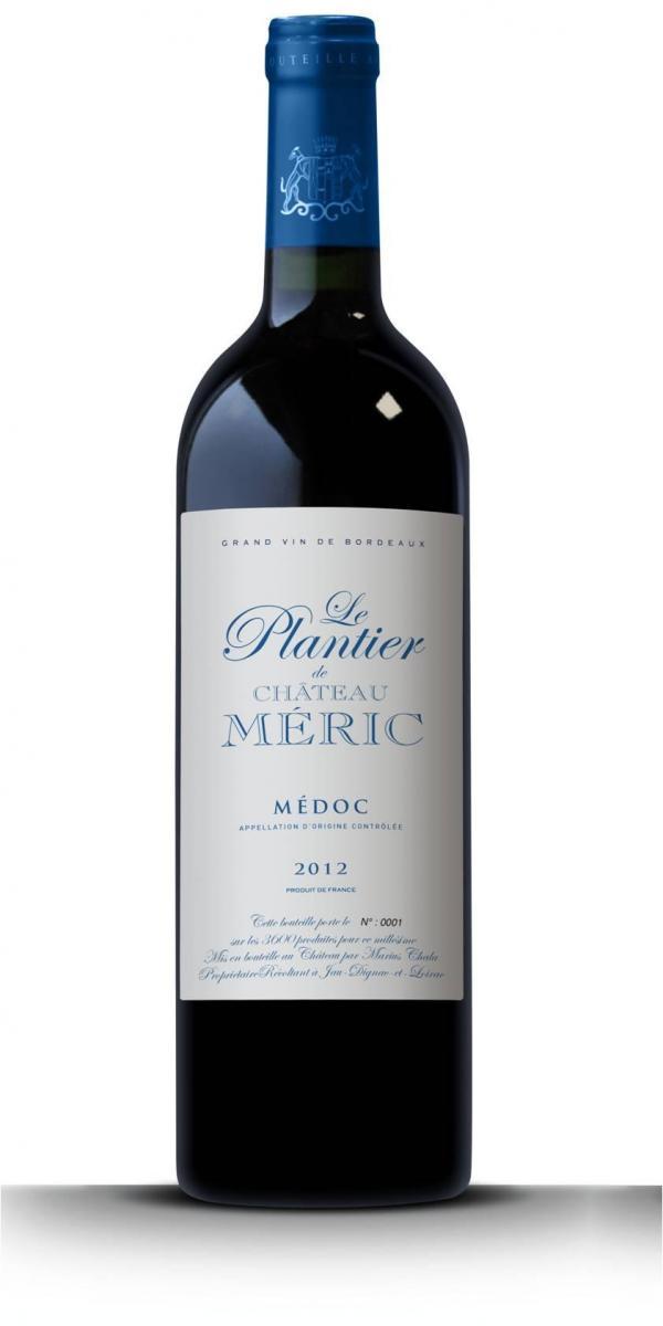 Cuvée Le Plantier de Méric - 2012-Château Méric