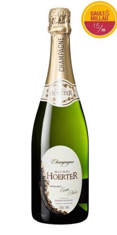 Cuvée Carte Noire - Assemblage-Champagne Michel Hoerter