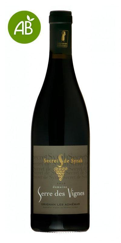 Cuvée Secret de Syrah - 2014-Domaine du Serre des Vignes