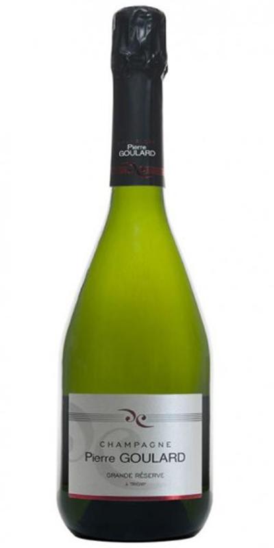 Cuvée Cuvée Grande Réserve - Assemblage-Champagne Pierre Goulard