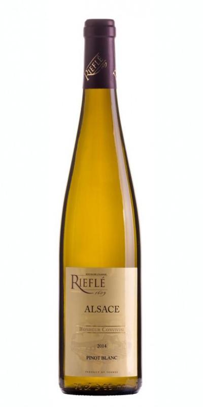 Cuvée Cuvée Pinot Blanc - 2014-Domaine Rieflé