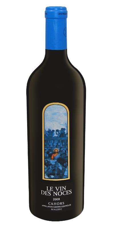 Cuvée Vin des Noces  - 2008-Domaine Les Roques de Cana