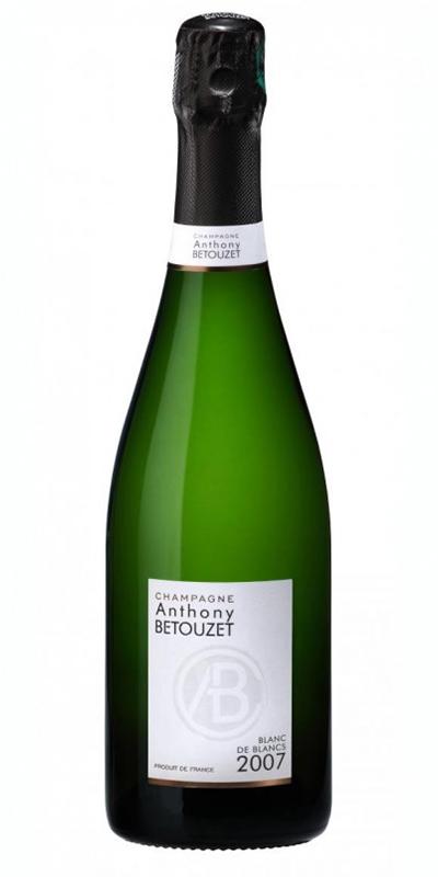 Cuvée Blanc de blancs - 2007-Champagne Anthony Betouzet