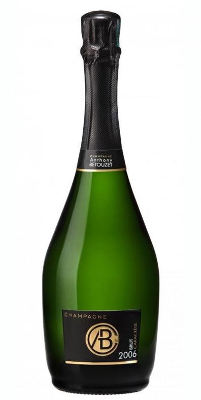 Cuvée Cuvée Brut Caractère  - 2006-Champagne Anthony Betouzet