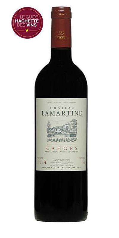 Cuvée Château Lamartine - 2013-Château Lamartine