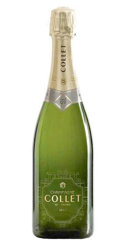 Cuvée Blanc de blancs - -Champagne Collet