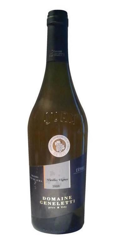 Cuvée Vieilles Vignes - 2012-Domaine Geneletti