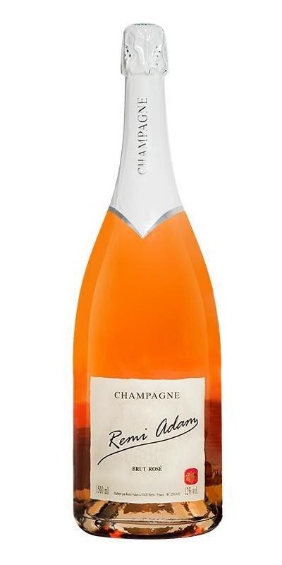 Cuvée Cuvée Brut Rosé  - Assemblage-Champagne Rémi Adam
