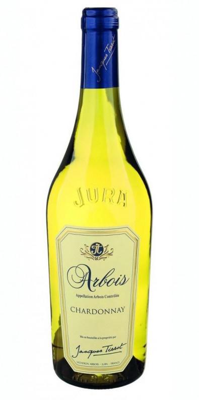 Cuvée Arbois Chardonnay  - 2012-Domaine Jacques Tissot