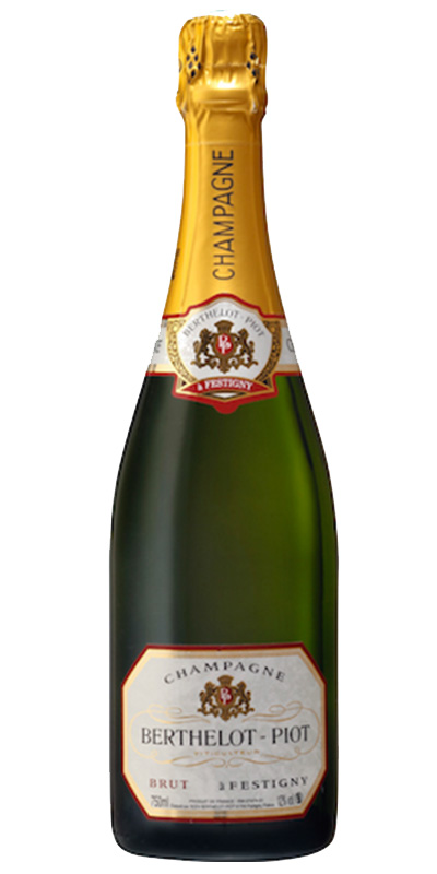 Cuvée Brut Tradition - Assemblage-Champagne Berthelot-Piot