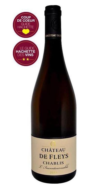 Cuvée Chablis L'incontournable - 2015-Château de Fleys