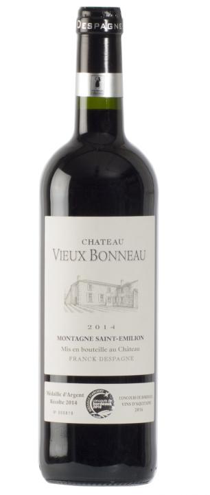 Cuvée Château Vieux Bonneau  - 2014-Vignobles Franck Despagne