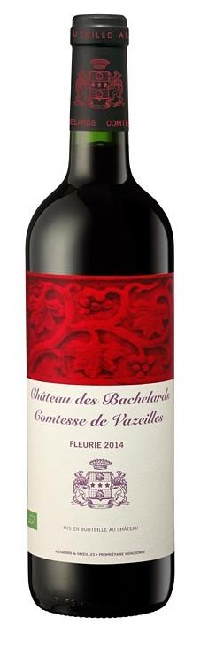 Cuvée Fleurie Grand Vin - 2014-Château des Bachelards