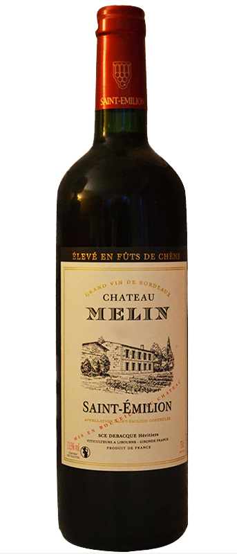 Cuvée Château Mélin - 2014-Château Mélin